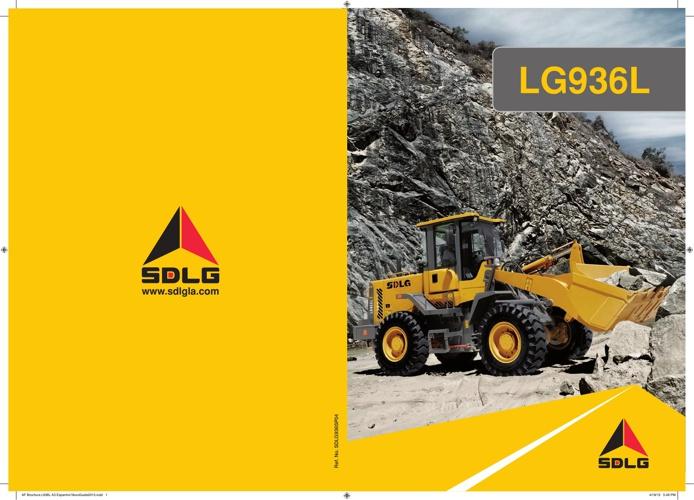 LG 936L - SDLG