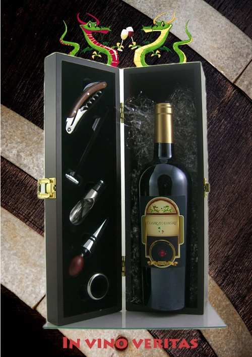 wine brochure ILLICA