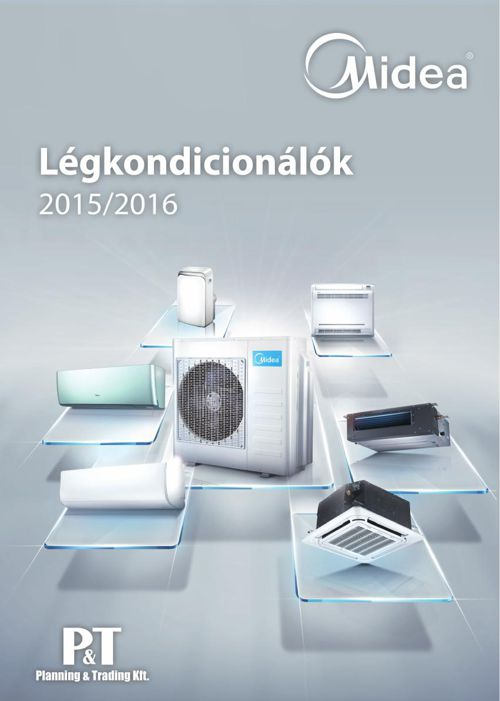 Midea katalógus 2015/16