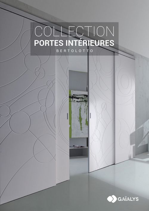 Catalogue portes intérieures BERTOLOTTO