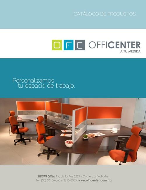 Catálogo Sillería OFFICENTER