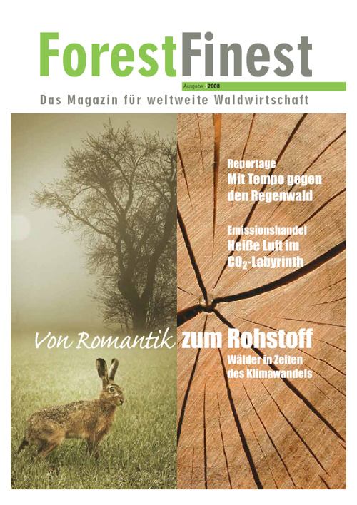 ForestFinest Ausgabe 1/08