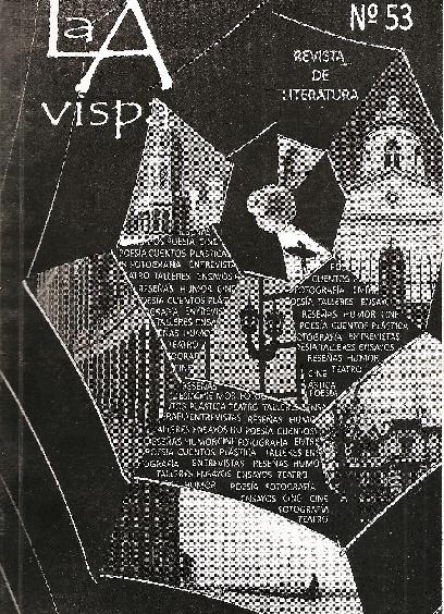 Revista La Avispa 53 - Retazos de mi Infancia