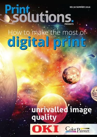 Print Solutions #30 - Summer 2016