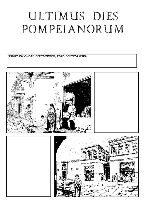 Ultimus dies Pompeianorum