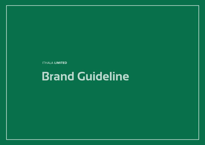 Ithala Brand Manual