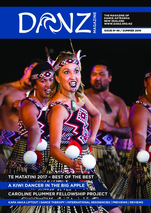 DANZ Magazine Issue 46