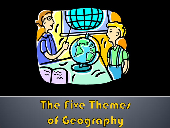 5 Themes of Geography 2