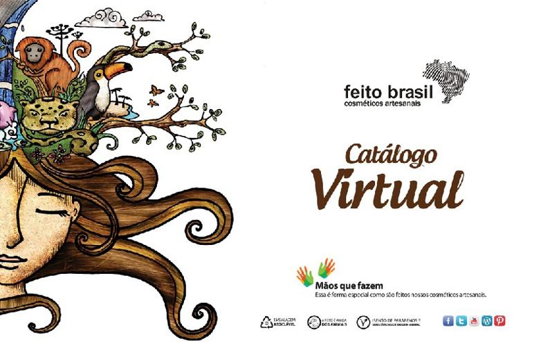 Catálogo VIrtual Feito Brasil