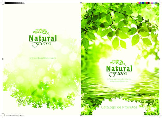 Catalogo Natural Flora 2016