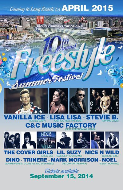 10th Annual Freestyle Summer Festival