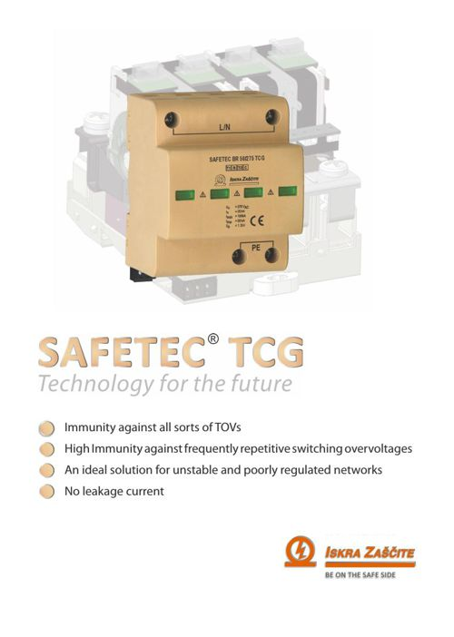 SAFETEC TCG Technology_ August 2015