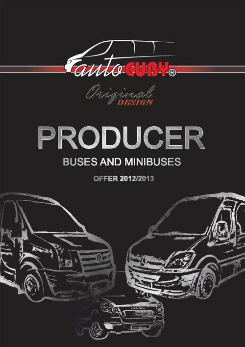 Auto-CUBY Catalog 2012-2013
