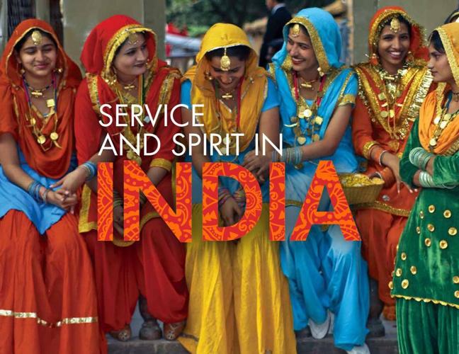 Service & Spirit in India