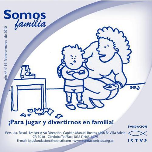 "Boletín ""Somos Familia"" N°14 - 2010"