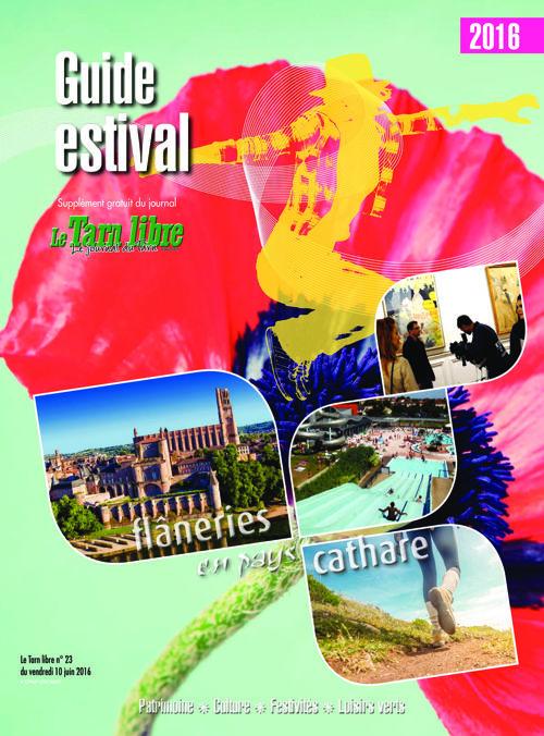 Guide estival 2016 du Tarn libre