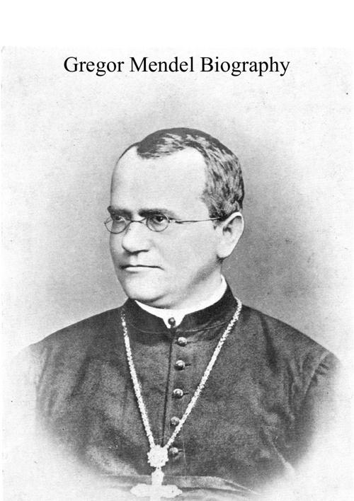Life of Gregor Mendel Final edit
