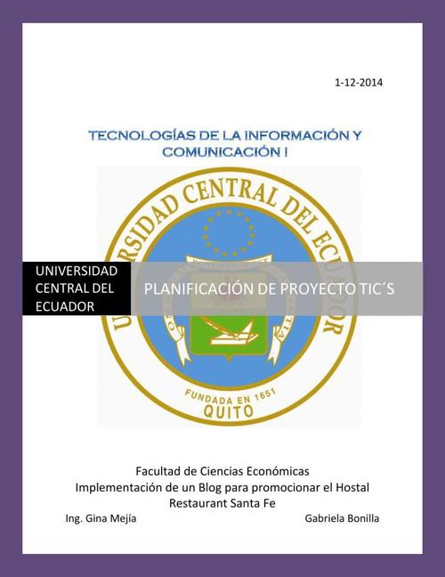 Planificacion Implementación de un blog Gabriela_Bonilla 4VERSIÓ
