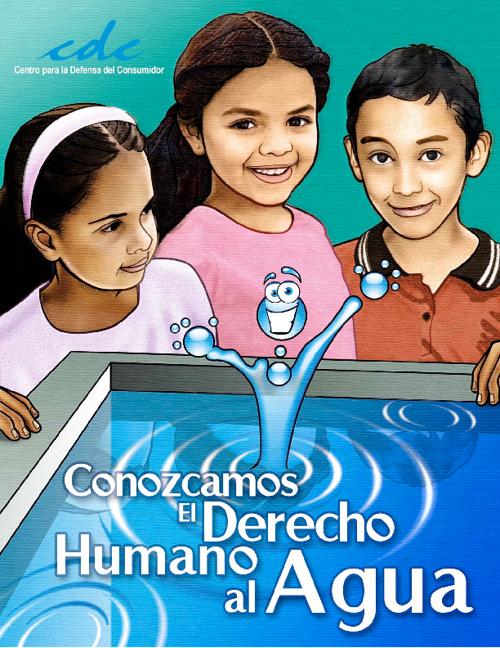 Conozcamos el Derecho Humano al Agua