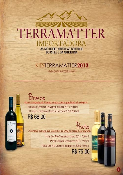 Kits Terramatter 2013