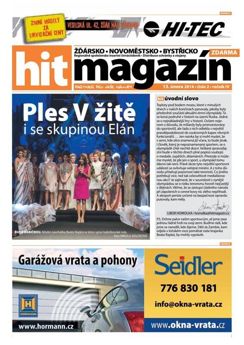 Hit magazín č.2 2014