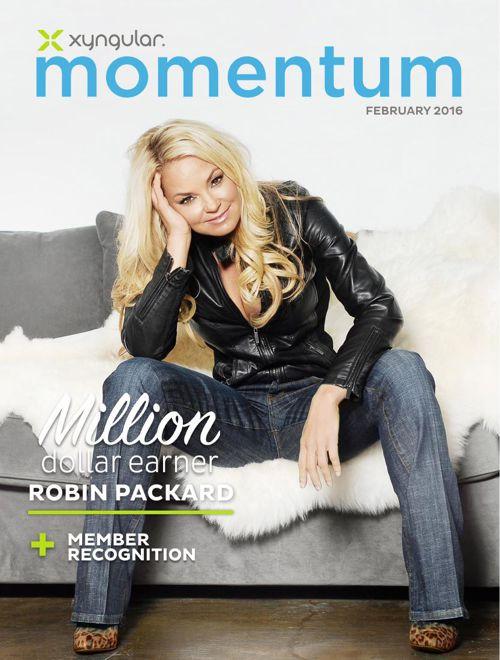 Momentum February 2016