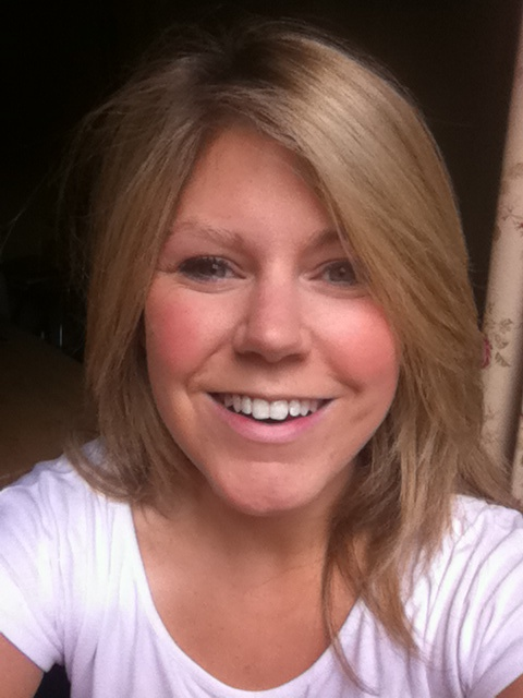 Blonde to Brunette for Focus Ireland
