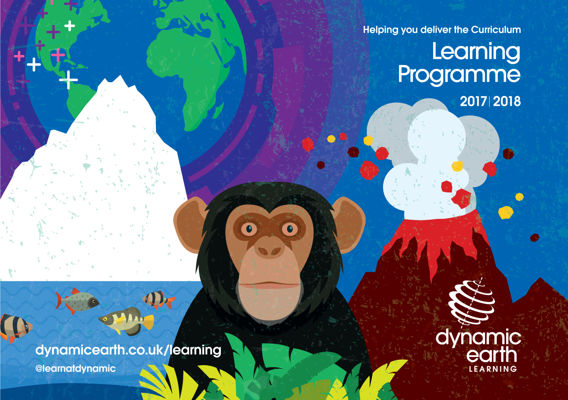 Dynamic Earth Learning Programme 2017-2018