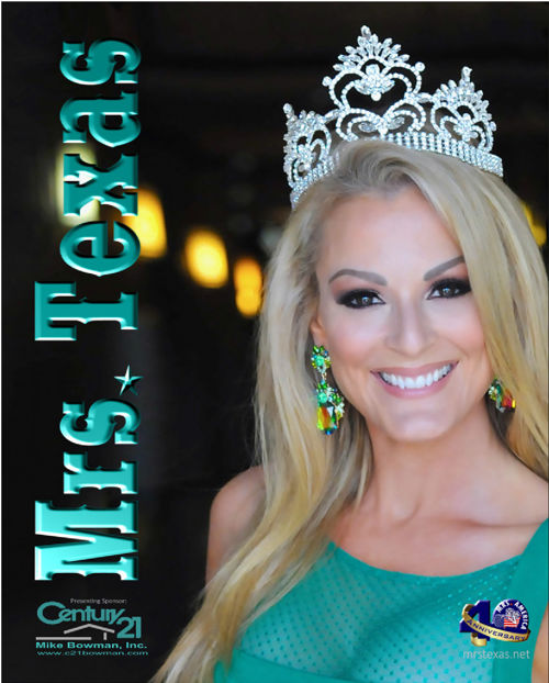 2016 Mrs. Texas Program Book