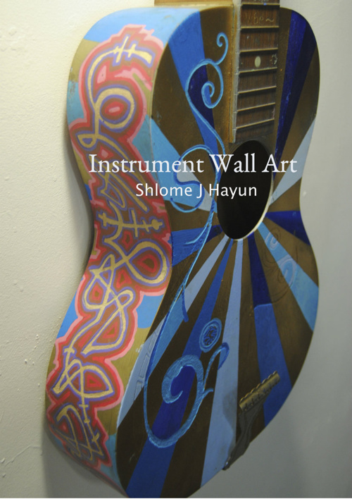 Copy of Copy of Instrument Wall Art