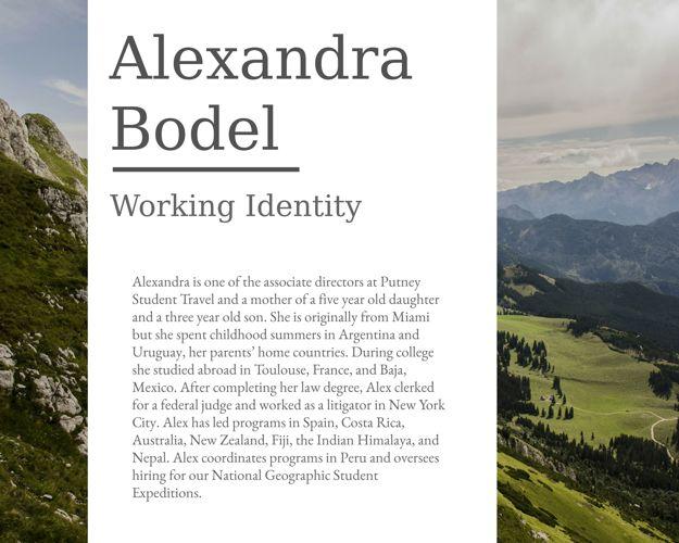 Alexandra Bodel