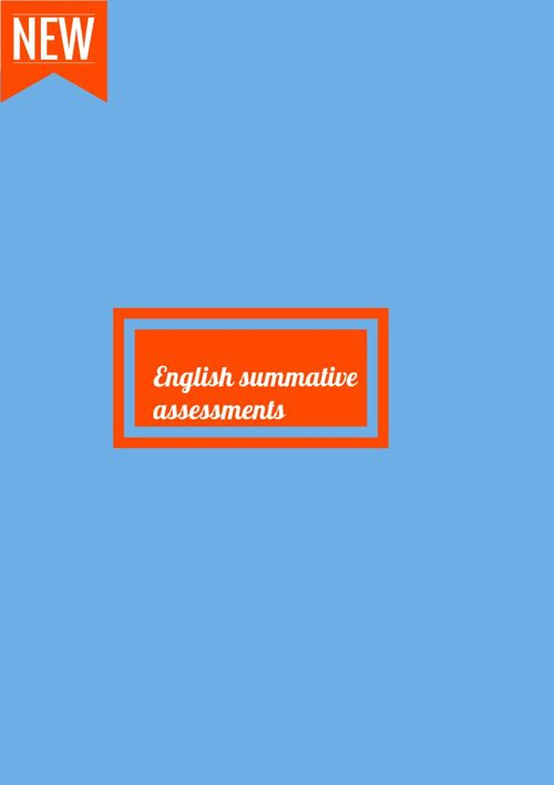 summativeassessmentenglish