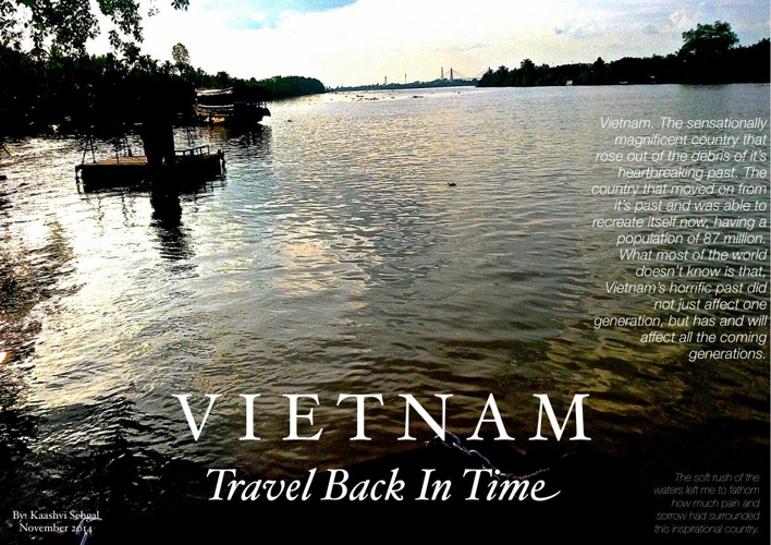 Vietnam- Travel Back in time