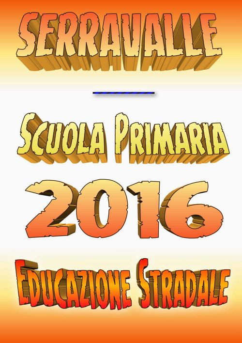 I.C Ala (TN) EDUCAZIONE STRADALE  2016/7