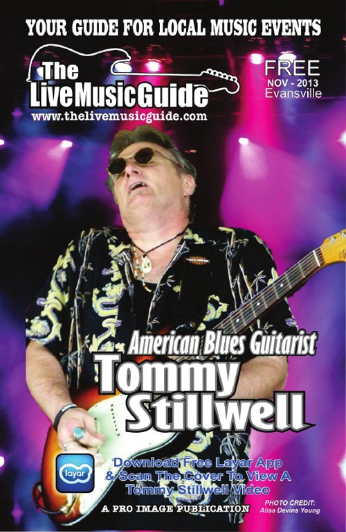 Live Music Guide Nov 2013