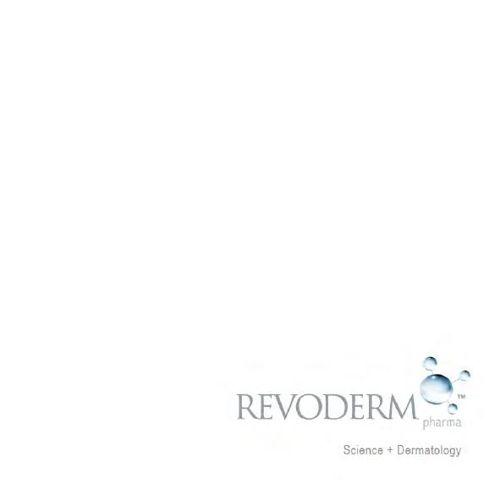 Revoderm product details