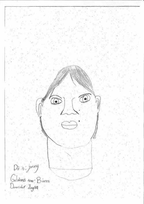 portrettekeningen deel 3