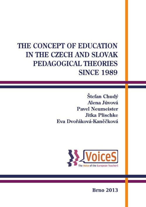 The Concept of Education in the Czech and Slovak pedagogical The