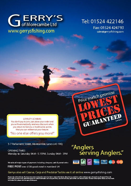 Gerrys 2012 Catalogue