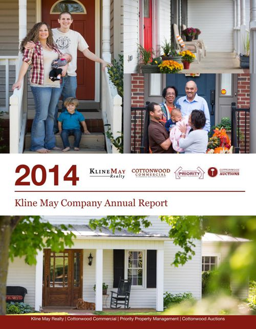 2014 Kline May Company Annual Report