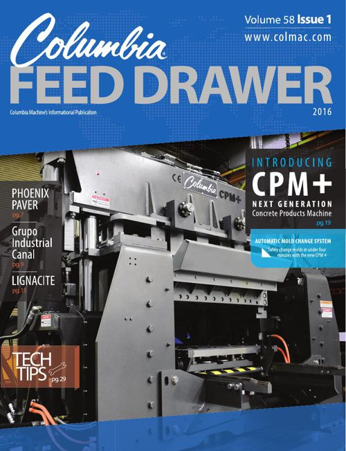 Feed Drawer - Volume 59 Issue 1
