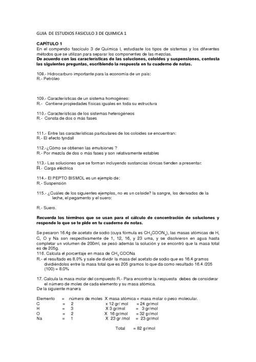 guía química3