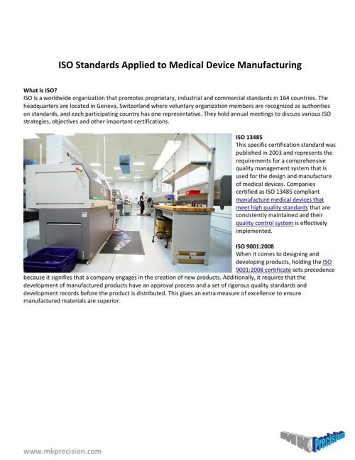 ISO-Standards-Applied-to-Medical-Device-Manufacturing
