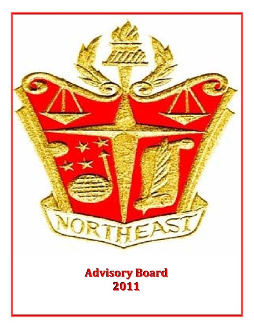 Advisory Board 2011-2012