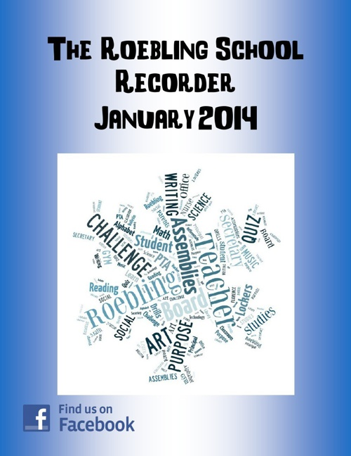 Roebling Recorder January 2014