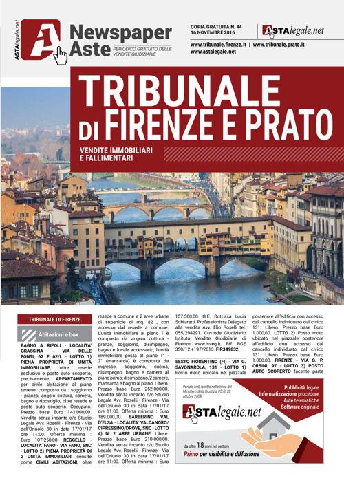 Firenze Prato novembre 2016