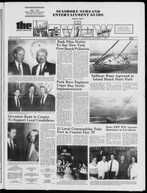 Review October 1987