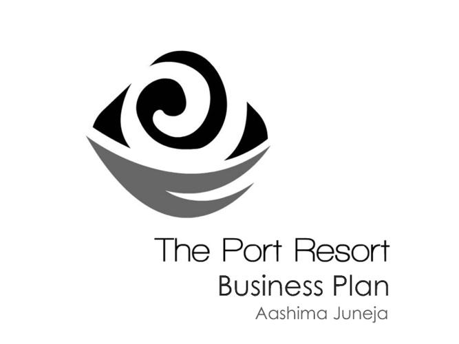 The Port Resort Business Plan