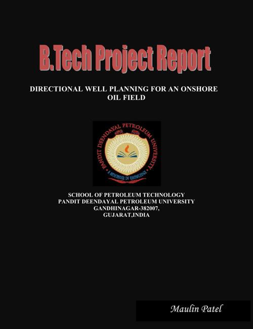 B.Tech Project Report By Maulin Patel