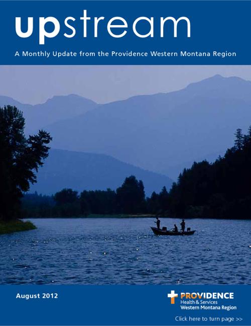 Upstream - August 2012